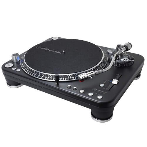 AT-LP1240 - professional dj usb analog turntable for scratching