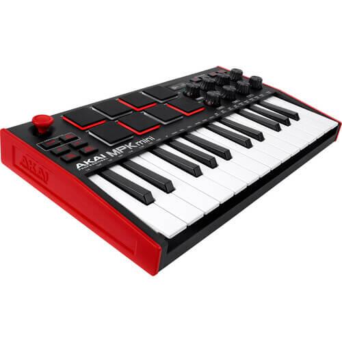 Akai MPK Mini MKIII - best midi keyboard for fl studio under 200