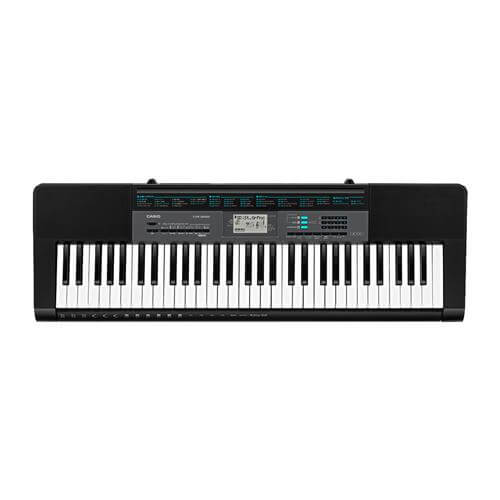 Casio CTK-2550 - best budget cheap portable keyboard for kids