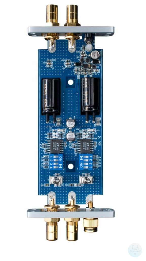 Emotiva Audio XPS-1 - best phono preamp with volume control under 500 dollars