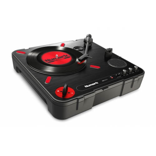 Numark PT01 - best scratch turntable for djing for beginners and pros