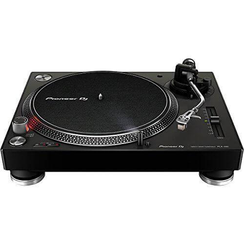 Pioneer DJ PLX-500-K - best turntable setup for scratching for djs
