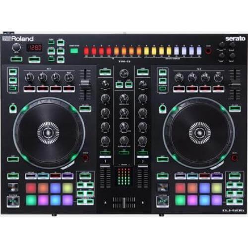 Roland DJ-505 - best new starter dj controller coming out soon