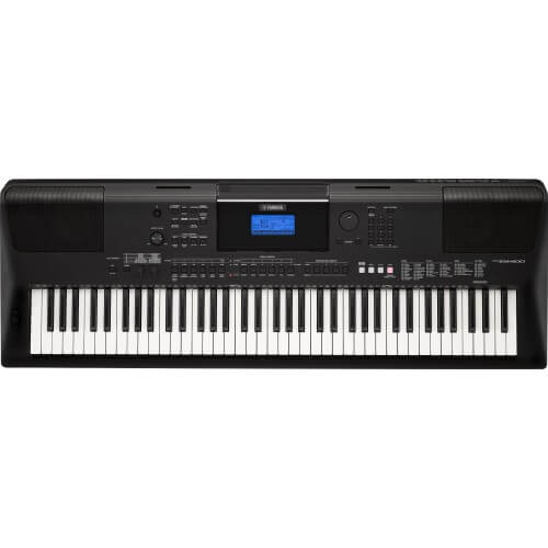 Yamaha PSR-EW410 - best portable practice keyboard for beginners