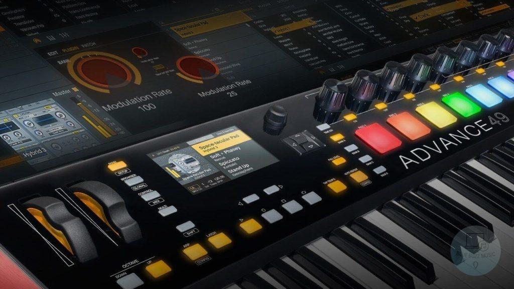 best cheap budget midi keyboard controllers under 200 dollars