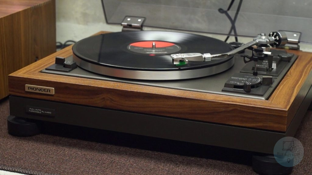 best cheap vintage automatic turntable under 200