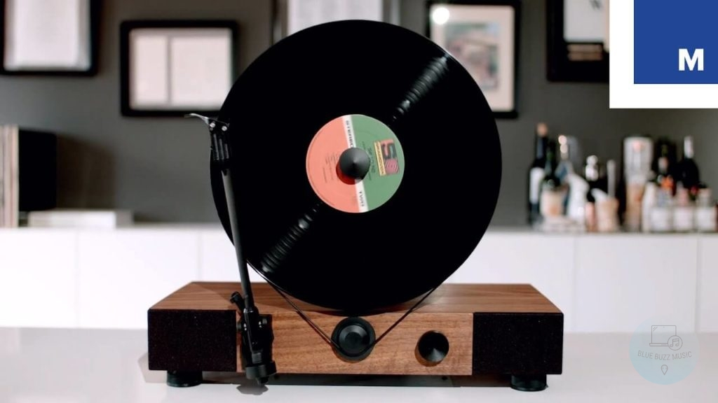 5 Best All-in-One Stereo Systems With record player turntable for cheap for beginner audiophiles