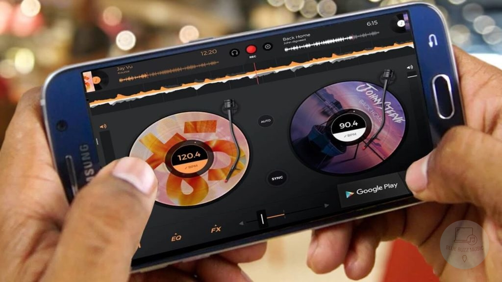 Can you DJ with Apple Music on your iPhone or iPad app software