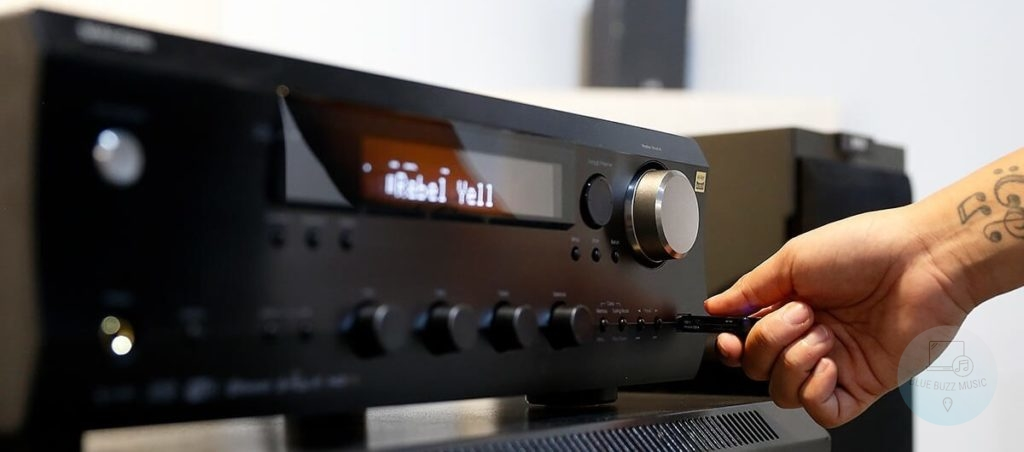 How To Hook Up Turntable To Receiver Without Phono Input