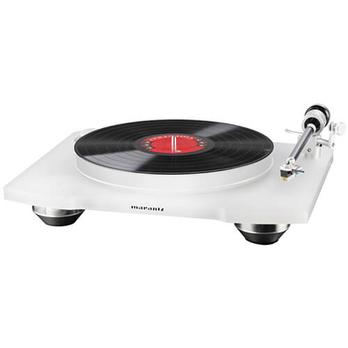 Marantz TT-15S1 - best bluetooth turntable for audiophiles under 2000