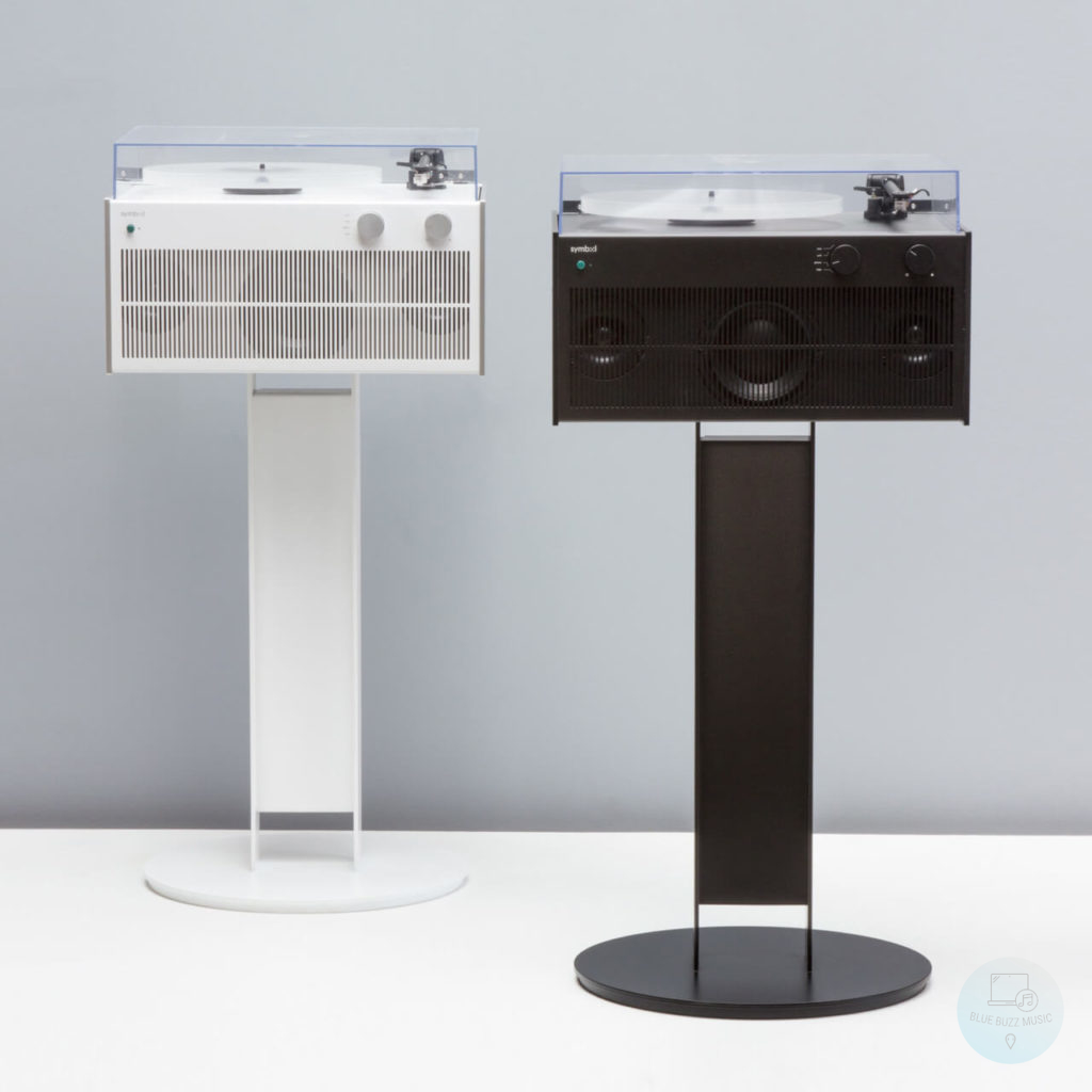 Symbol Audio - best turntable with cassette, radio, and cd recorder for audiophile