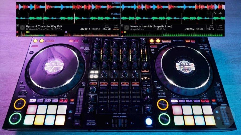 can you dj with apple music using serato or NI traktor pro 4
