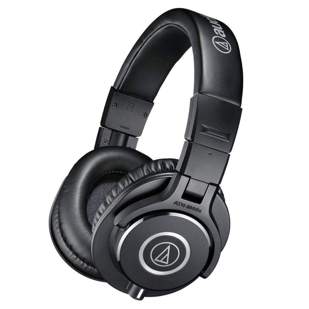 Best budget headphones ATH-M40x