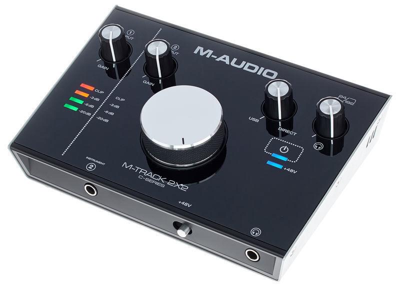 M-Audio M-Track2X2