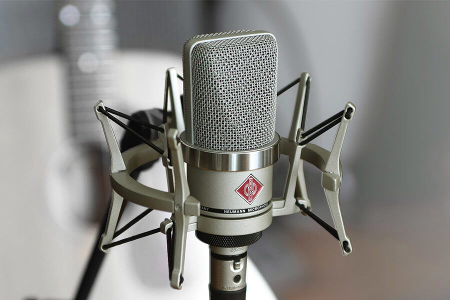 best condenser microphone studio beginners
