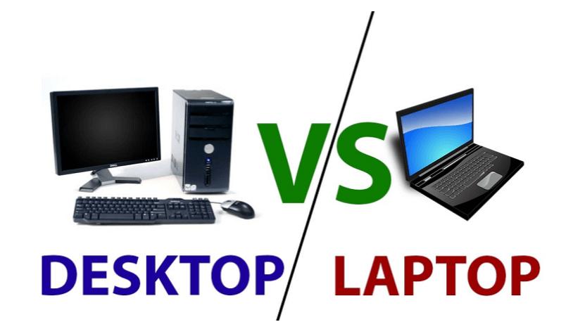desktop laptop for music production