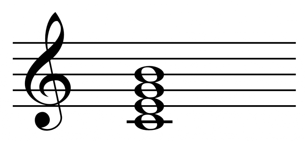 Decide on chords for the rock song