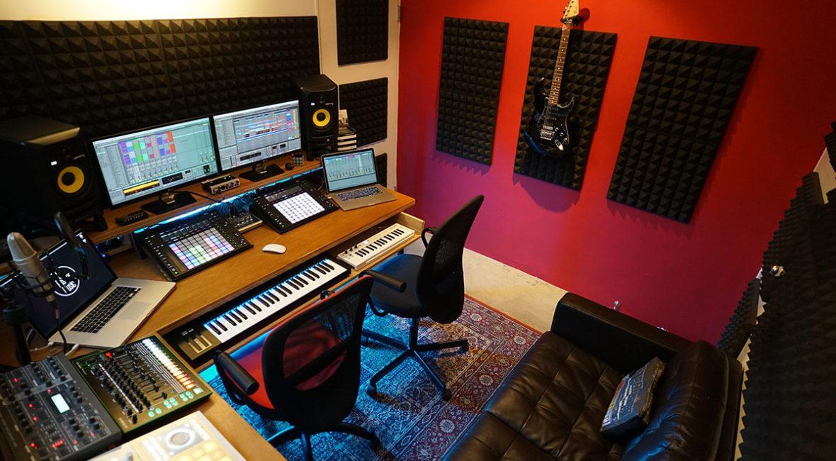 how to start making beats music studio
