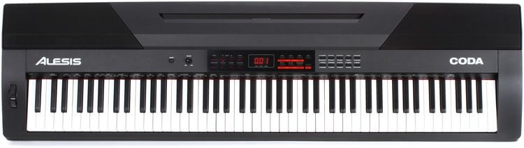 Alesis Coda 88-Key Digital Keyboard