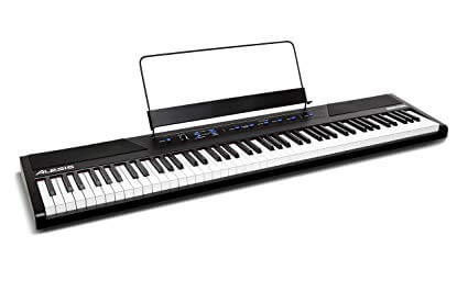 Alesis Recital 88-Key Digital Keyboard