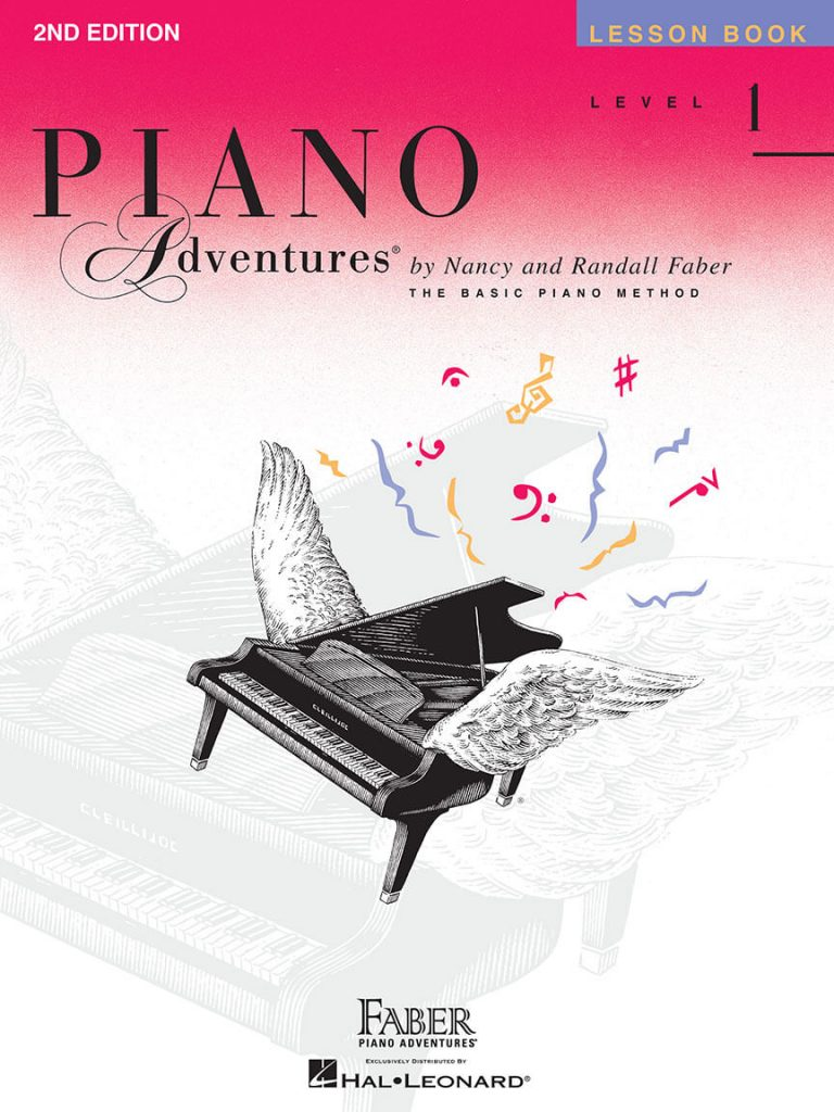 Piano Adventures (Level 1)