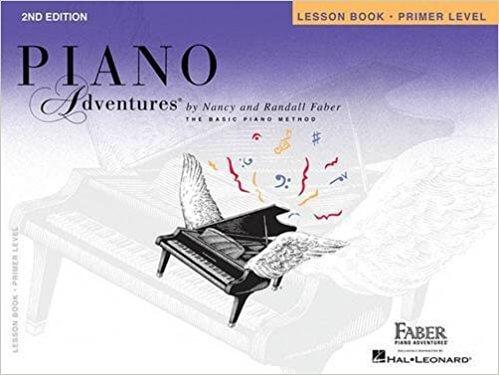 Piano adventures primal level