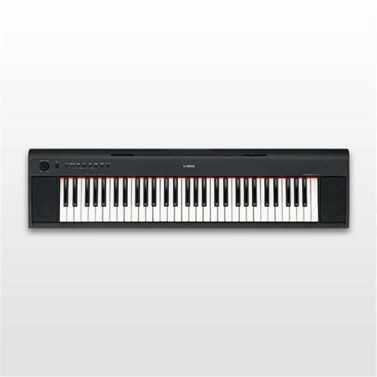 Yamaha Piaggero NP11 61-Key Digital Piano