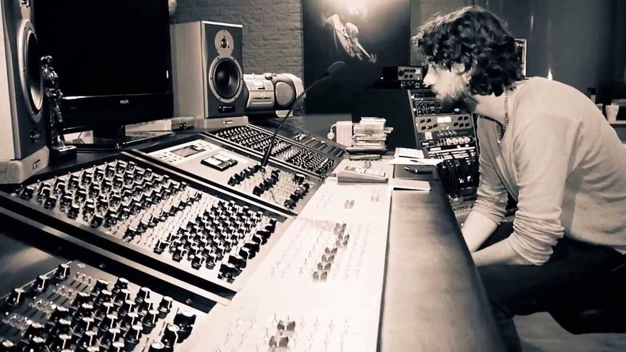 how to set up a mixing session for beginners