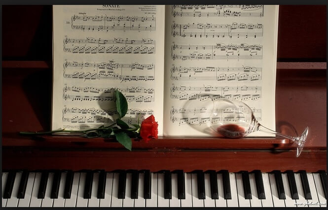 learn piano by yourself with piano books