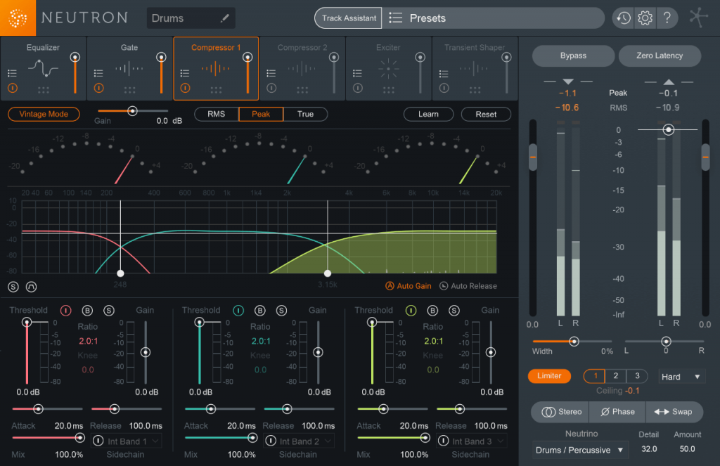 what is compression, do you need compression when mixing