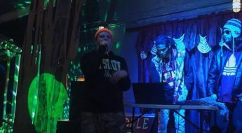 Tyler Willard, more known as Tito, a rapper from Candler, North Carolina.