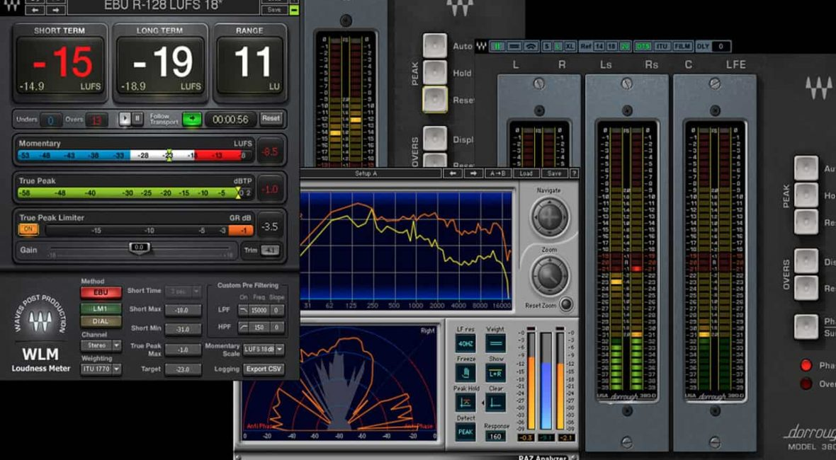 Best Free VU Meter Plugin for producers, who can't afford a analog VU meter, so they have to use free VU meter plugin