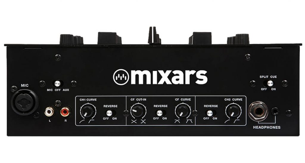 Mixars Duo Front Panel