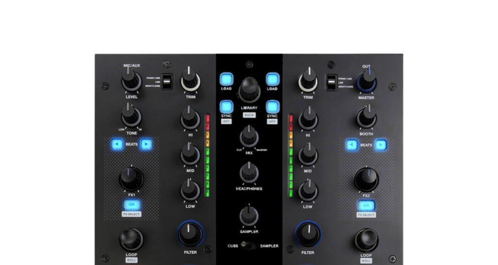 Mixars Duo Top Panel