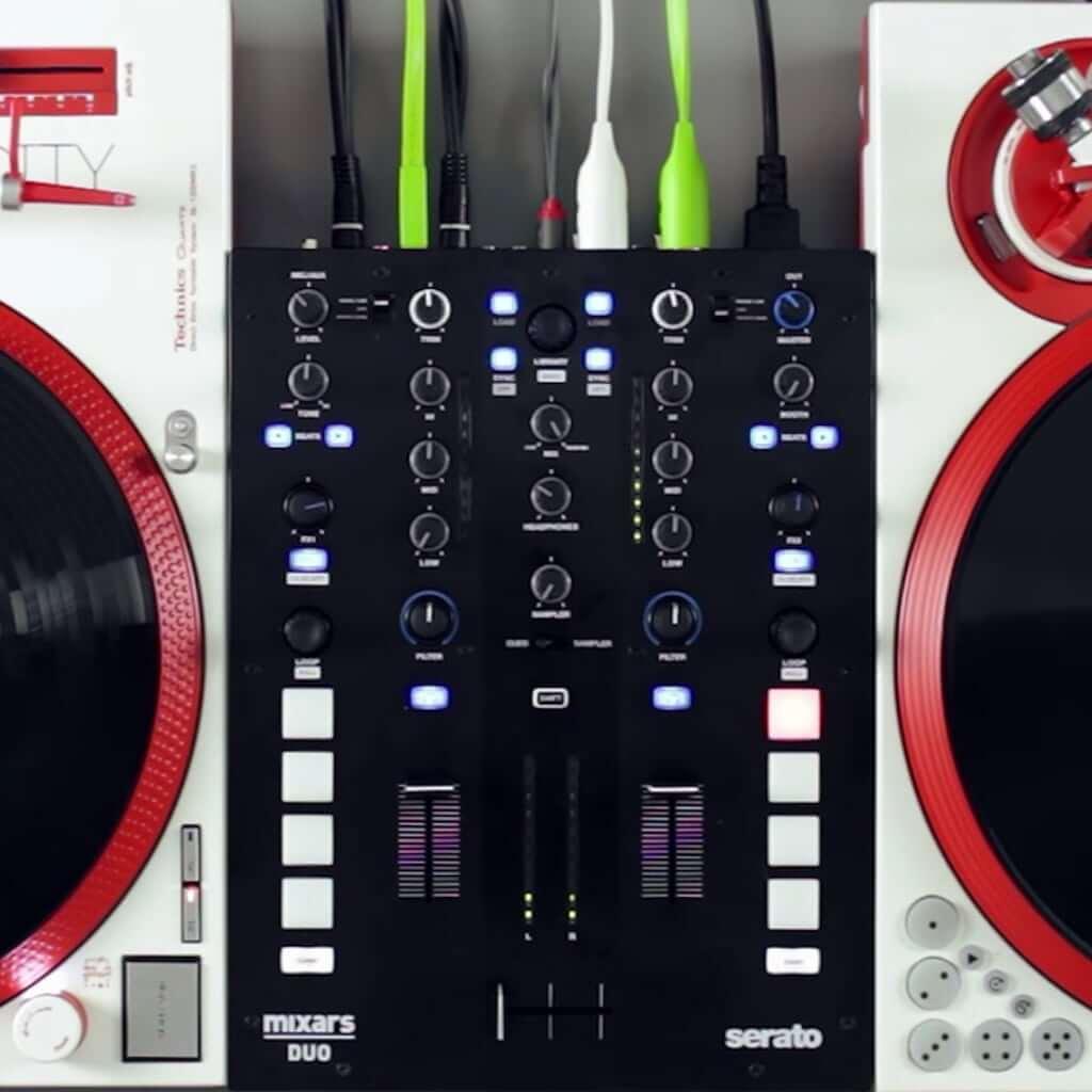 Mixars Duo vs Pioneer S9