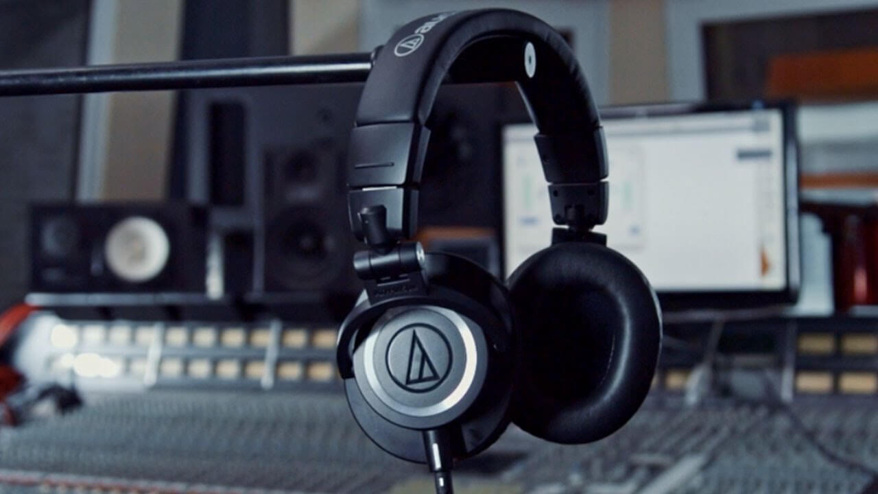 Audio-Technica ATH-M50x for gaming - ath-m50x review