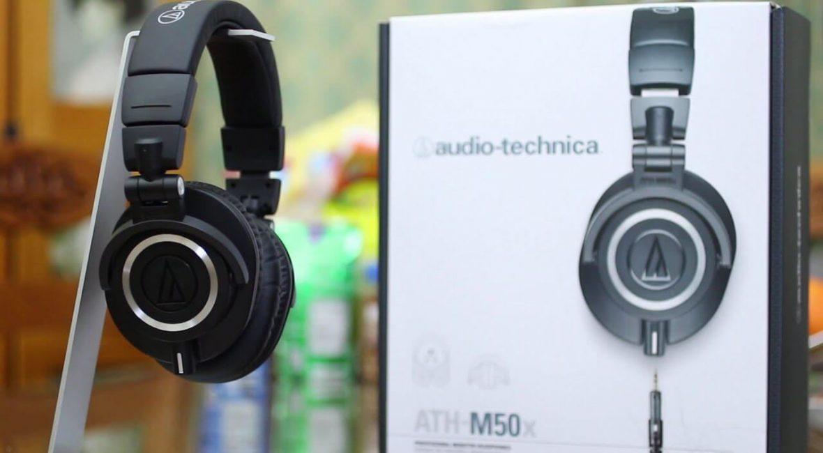 audio technica ath m50x vs m40x review
