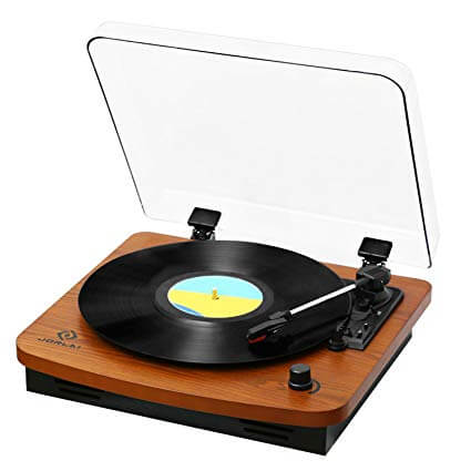 JORLAI RECORD PLAYER review