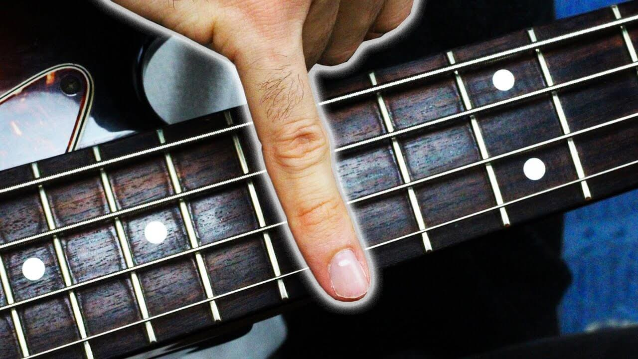 how to toughen fingers for guitar playing