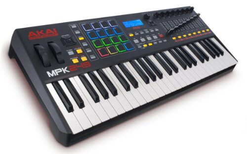 Akai Mpk 249 review