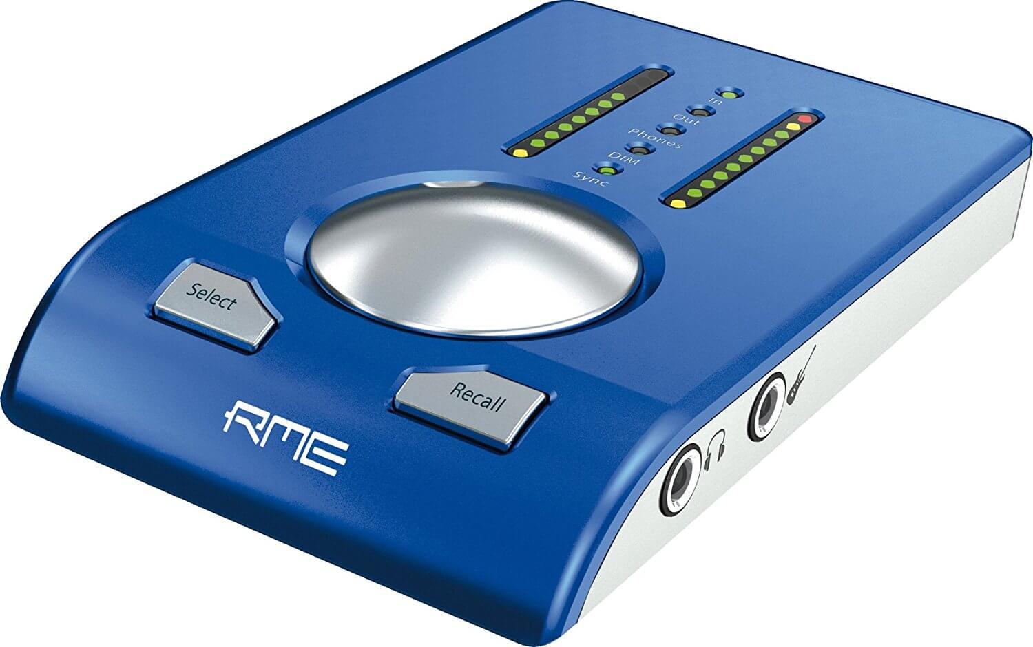 RME Babyface - Professional Sound Card With Tons Of Features