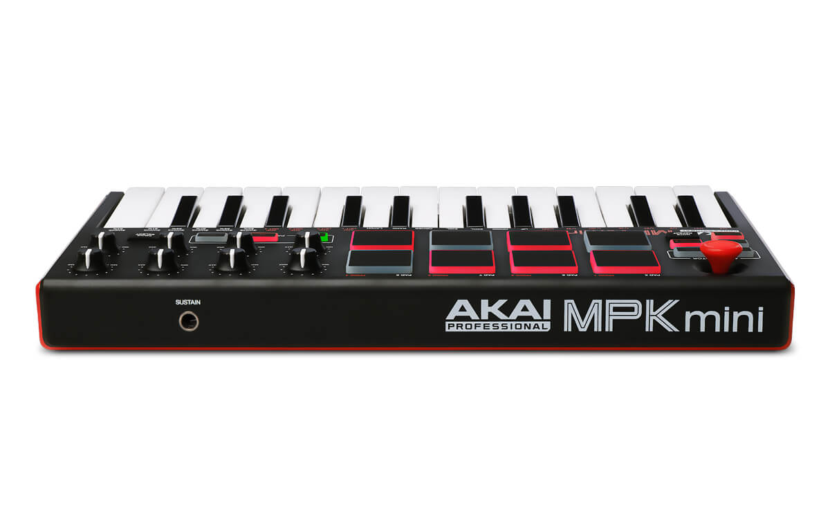 Build Quality of akai mpk mini mk2