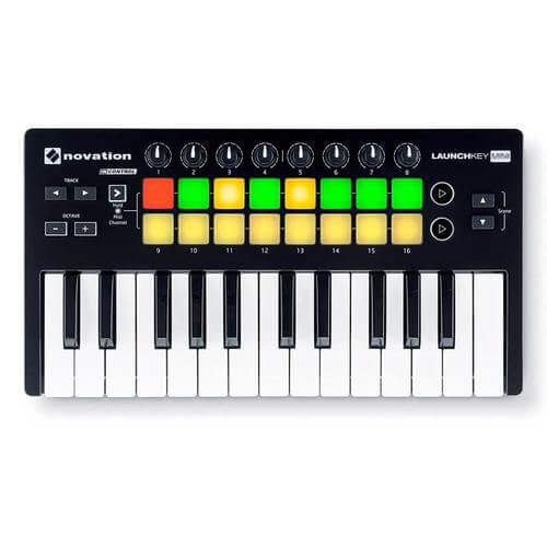 Akai MPK Mini MK2 VS Novation LaunchKey MINI MK2