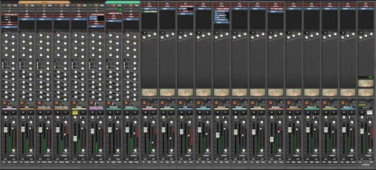 Harrison Mixbus Review 32c