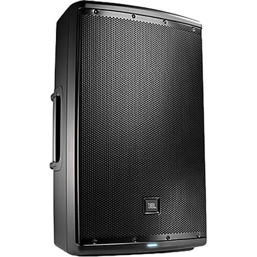 JBL Professional EON612 - best audiophile powered speakers for live band performance