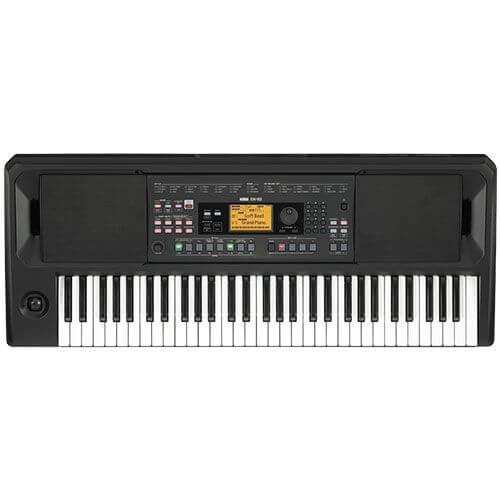 Korg EK-50 - best portable beginner midi keyboard for the money