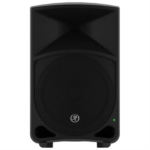 Mackie THUMP12 - best powered bookshelf speakers for live band performance