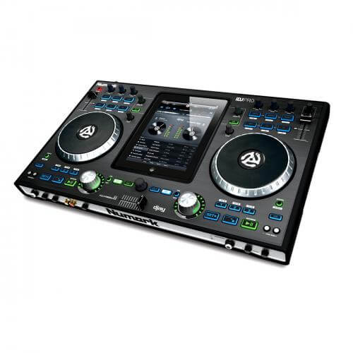 Numark iDJ Pro - best ipad dj controller for beginners and professional djs