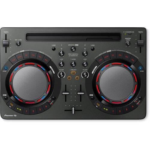 Pioneer DDJ-WeGO 4- best ipad dj mixer for beginners