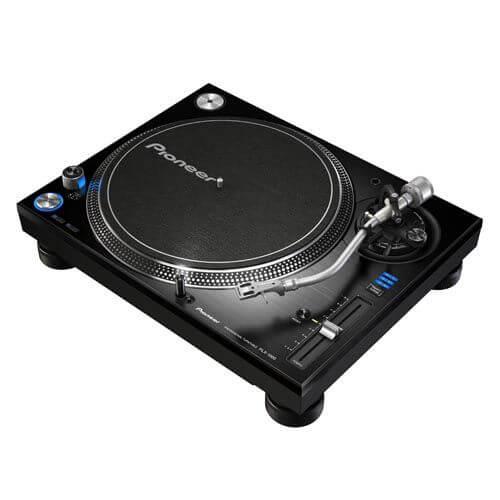 Pioneer Pro DJ PLX-1000 - best dj turntable for scratching vinyl for beginners